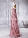 Empire Sweetheart Chiffon Floor-length Ruffles Fashion Bridesmaid Dresses #JCD01012933